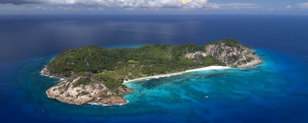 Eine private Luxus-Insel auf den Seychellen